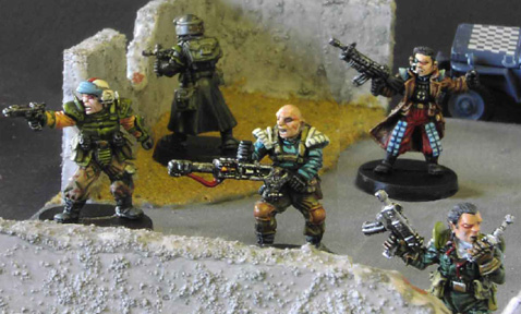 Mercenaries Ref: SF04